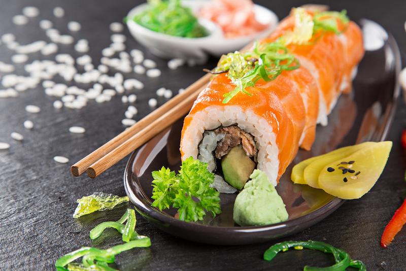 Как се прави суши – всички тайни на любимото японско ястие